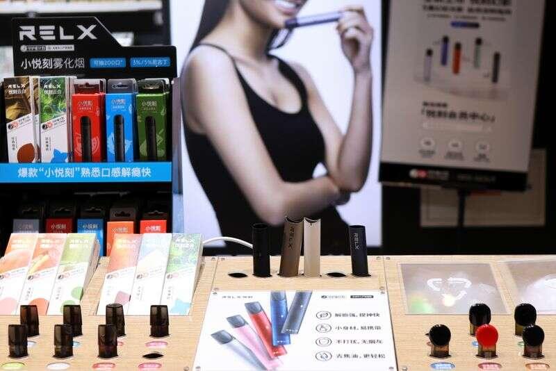 Chińska firma vaping RLX wyceniana na prawie 35 miliardów dolarów w debiucie na rynku amerykańskim Reuters
