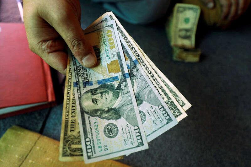 Dolar w górę, komentarze z Fed Powell Cap zyski Investing.com