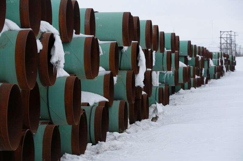 Nawet bez Keystone XL, USA ustawione na rekord importu kanadyjskiej ropy przez Reuters