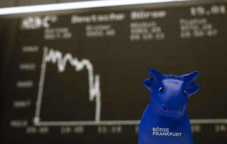 Zapasy w Niemczech spadły na zamknięciu handlu; DAX w dół o 0,33% W Investing.com