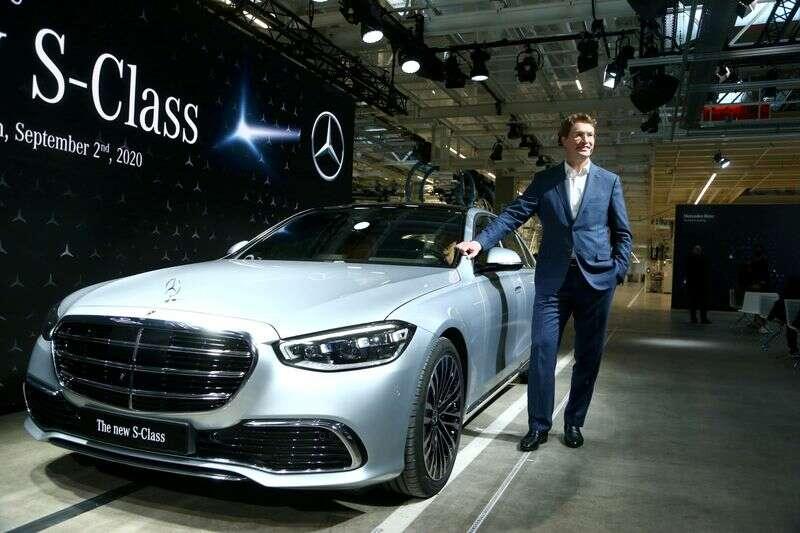 Daimler przypomina 1,29 mln amerykańskich pojazdów do wydania oprogramowania Reuters