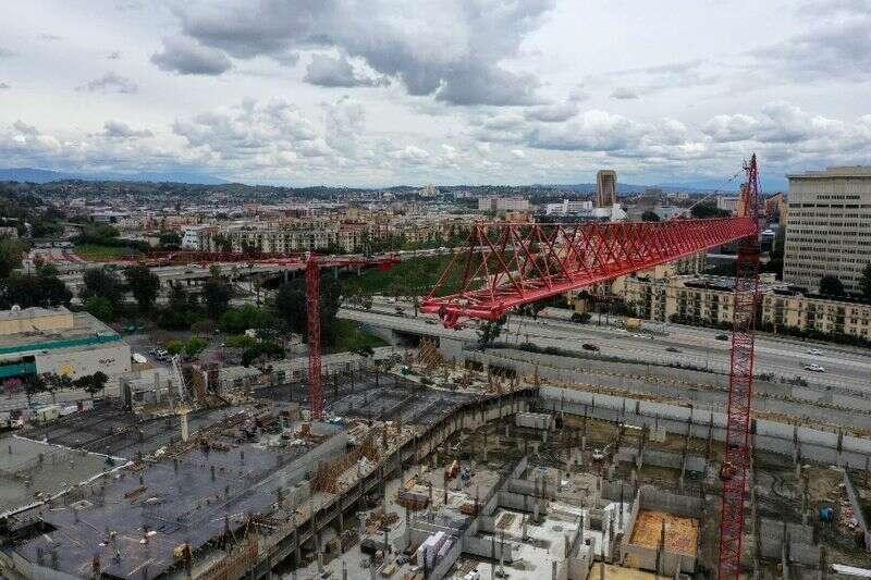Wydatki na budownictwo w USA biją rekordy w grudniu Reuters