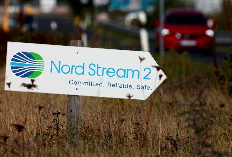 W NATO Blinken ostrzega Niemcy przed gazociągiem Nord Stream 2 Reuters
