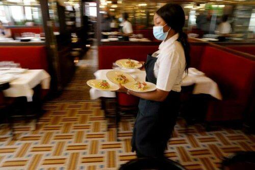 Wzrost francuskiej działalności złagodzącej w sierpniu -PMI przez Reuters