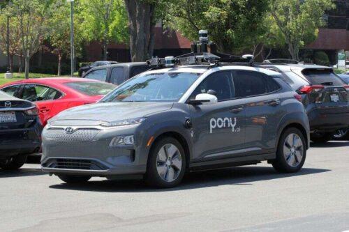 Tajna broń do samodzielnego uruchomienia samochodu: Ludzie przez Reuters