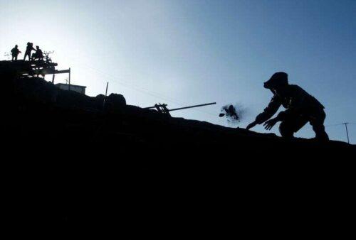 Talibowie Return Chmury plany na projekty Afghan Resource przez Reuters