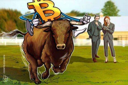 Metryk bitcoin, który odwrócił zieleń tuż przed 50 tys