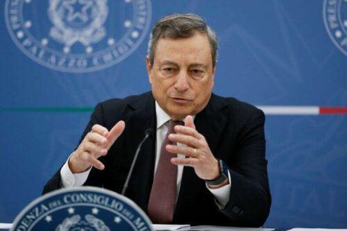 Draghi obiecał porozmawiać o finansowaniu klimatu w G20, działacz mówi przez Reuters