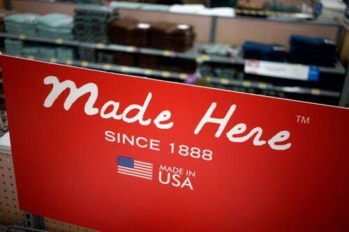 U.S. Zamówienia fabryczne Zyskują Steam jako produkcję utrzymuje nudzi