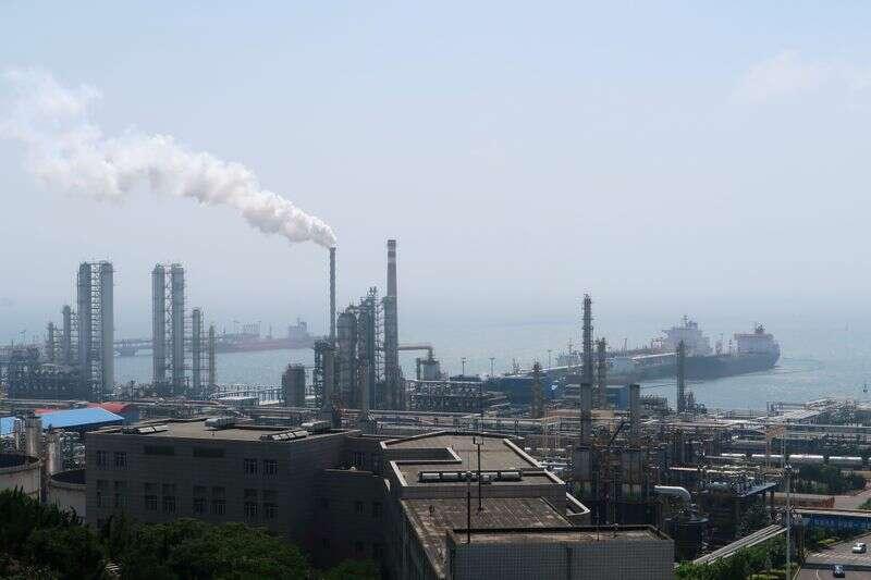Globalne rafineruje rafinerowanie ropy naftowej, gdy marginesy odzyskują się do poziomów przedkrzynów przez Reuters